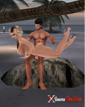 Realistic Spank and Suck